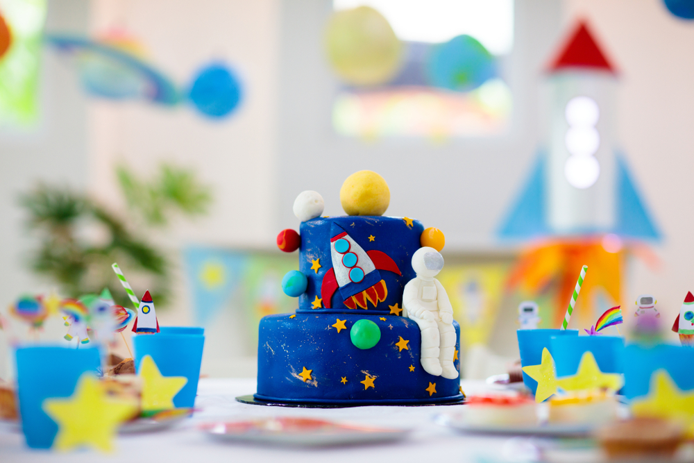 """If you have a kiddo turning two, you need to throw them a """"two"""" the moon birthday party! These """"two"""" the moon food ideas will make sure the kiddos are excited to eat."""