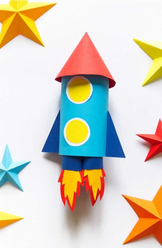 """If you have a kiddo turning two, you need to throw them a """"two"""" the moon birthday party! These """"two"""" the moon decor ideas are so cute and easy to make!"""