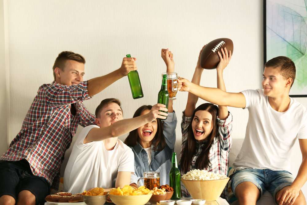 Is there anything better than a great Super Bowl party? These Super Bowl party ideas will make sure you have the best party around. Try playing commercial bingo with your friends.