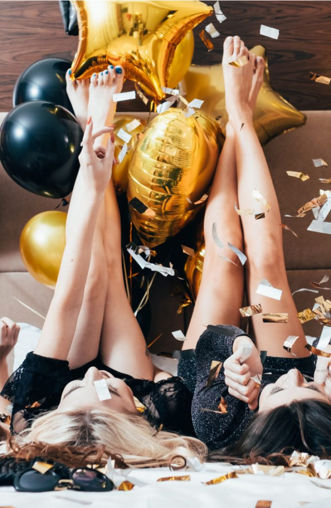 While we are continuing on the theme of star-related parties, we have to talk about astrology party themes. This theme works best for teens and adults, but it's also totally possible to modify this theme for a little kid. Check out how to throw the best astrology themed birthday party.